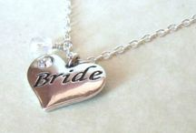 Wedding / Charm jewellery and gifts for every member of the bridal party!