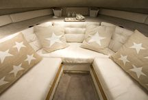 Boat interiors - veneen sisustus