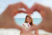 Angel's Bay Beach Weddings / This is our second most popular Hawaii wedding package. Angels Bay is a 4-mile stretch of immaculate beach, famous for its golden sand and turquoise water. There are offshore islands and steep mountain cliffs, both sanctuaries for exotic sea birds and mammals.