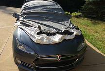 Teslarati.com - Tesla Model S Car Cover for both indoor and outdoor use / http://www.teslarati.com/review-tesla-model-s-car-cover-saved-presidency/