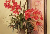 needing a new centerpiece... / by Sharon White