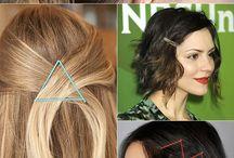 Penteados descolados / Penteados bonitos, descolados e fáceis de fazer.