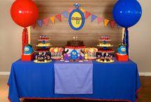 Festas - decoração