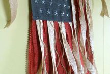 4th of July Mantle