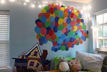 Movie-Inspired Bedroom Decor