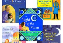 Books - Holidays around the world / Great books for celebrating and learning about holidays around the world.