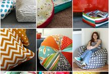 SEWING - CUSHIONS / DIY Cushion patterns & inspiration