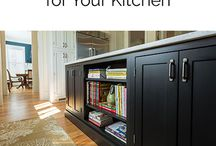 Fabulous Kitchen Islands / by CliqStudios Cabinets
