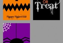 Halloween crafts Etc