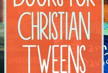 Tween book ideas