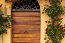 Portas, Portais, Janelas e Sacadas