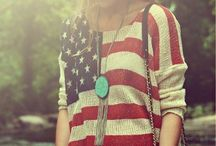 american style / mostly american stylish clothing