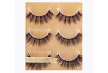 Eye Lashes / Glossy Makeup is a unique lash brand with a range of inspiring false lashes for makeup artists and lash-lovers. Sophisticated designs to accentuate makeup.