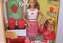 Barbie dolls of my chilhood