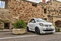 """Smart / Micro Car, Mercedez """"Smart"""" ForTwo & ForFour"""