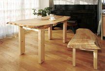 栃のテーブル