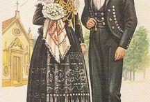 trajes açorianos
