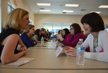 Tampa Bay Business Journal Biz Women Mentoring Monday 2015 / Over 100 women participated in the Tampa Bay Business Journal's Mentoring Monday speed mixer. It was a great event with uplifting speakers and inspiring stories.  / by Metropolitan Ministries