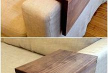 Ideas to make from wood