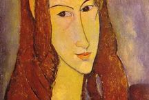 Artist Amedeo Modigliani