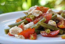 insalate estive ricche