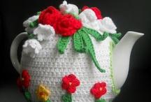 Copriteiera Vintage Rose / Tutorial nella pagina fb:Fatti da Mari,non solo uncinetto