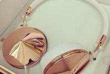 earphones ❤️