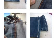 Crafty Sewing / Sewing tips