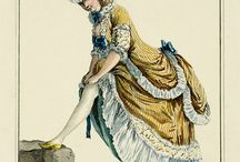 костюм 18 век