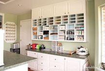 Craft Rooms/Storage
