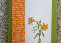 Bastelideen mit Stampin' Up Produkten / Kreative Werke aus Papier von Kerstins Kartenwerkstatt. Die Karten und Verpackungen werden zum größten Teil mit Produkten von Stampin' Up gefertigt.