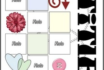 Scrapbook Layouts / by Anjanette Gibbons-Schlafmann