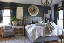 Bedrooms / by Amber Madden
