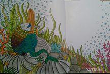 Art-thérapie / Coloriage pour adulte