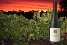 Galafrey Wine Labels