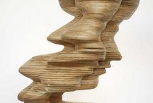 arte en madera / by Juan Carlos Pozzoli Barrios