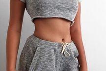 Fashion - Track Pants & Tops