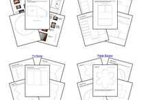 School - Interactive Notebooks / by Michelle Gotti
