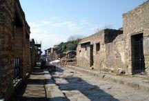 Pompeya. Italia / Photo Travel History Art Architecture Fotografía Viajes Historia Arte Arquitectura