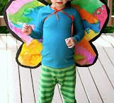 Bugs, Butterflies and Bees Theme