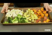 Different Ways to Cook Vegetables  / Haven't cooked vegetables before? Check out this short videos that highlight different vegetable cooking methods.  / by Pieters Family Life Center