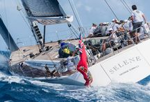 Rolex Swan Cup Caribbean 2015 / A fleet of 21 Swan yachts, comprising an array of different models from seven different countries and territories contest an eagerly anticipated week of action in the Virgin Gorda archipelago.