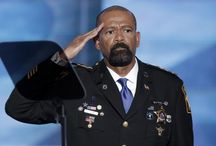 Sheriff David Clarke Prompts Massive Applause at GOP Convention With This Five-Word Opener