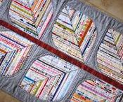Selvage Quilts / by Pamela Boatright