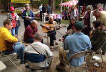Boone Heritage Festival / The Boone Heritage Festival highlights the local and regional history, including North Carolina's Daniel Boone history, as well as the music and storytelling culture of the Southern Appalachian Mountain region.