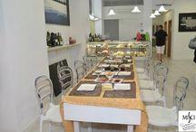 """Olè MiSci  / Olè MiSci ha llegado en Valencia!! Comiendo e tomando productos """"Italianos"""" como nuestro Design!"""