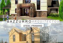 Steel Framing / Casas prefabricadas