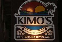 Hawaii trip / Oahu, Maui & Kauai
