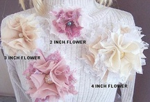 NO SEW FABULOUS FABRIC FLOWERS