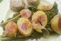 Mis comiditas / Platillos vegetarianos cocinados y fotografíados por mi